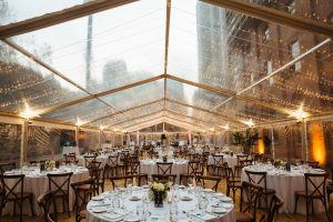 Event Marquees Sydney fairy lights