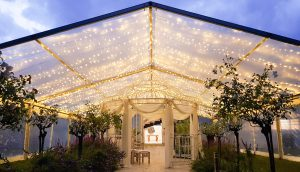 Event Marquees Sydney clear marquee