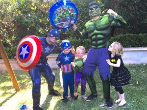 StarDust Kids | Super superheroes
