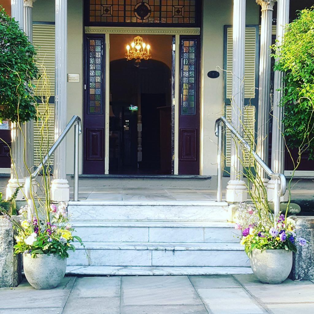 Boronia House front door