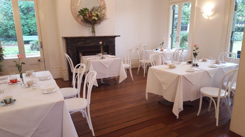 Boronia House garden room