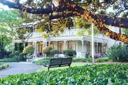 Boronia House and gardens