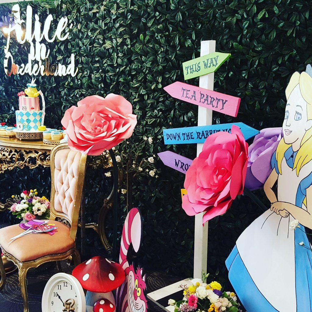 Boronia House Alice in Wonderland