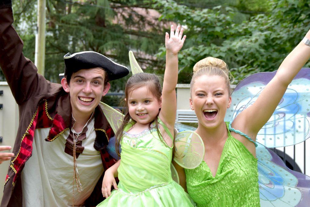 StarDust Kids | Perfect pirates & fabulous fairies