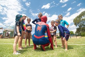 The Superhero Experience | Spiderman games