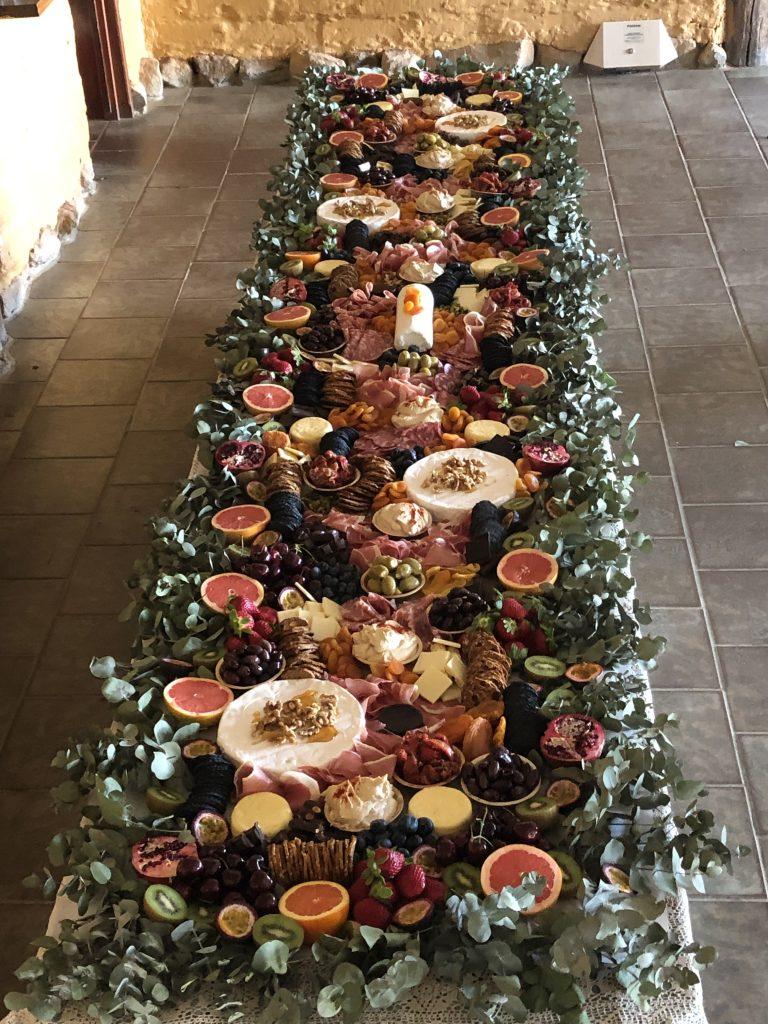 Amazing Grazing Co gourmet spread