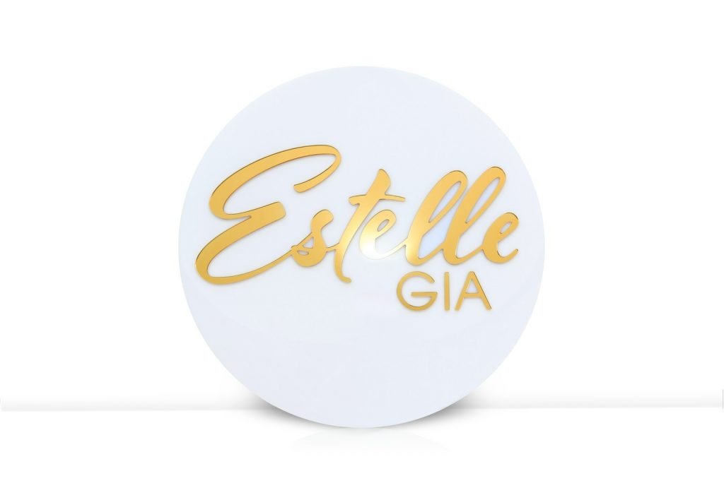 Little Big Workshop Estelle plaque