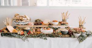 Amazing Grazing Co wedding catering