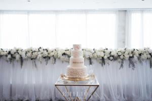 NPM Events Sydney wedding cake