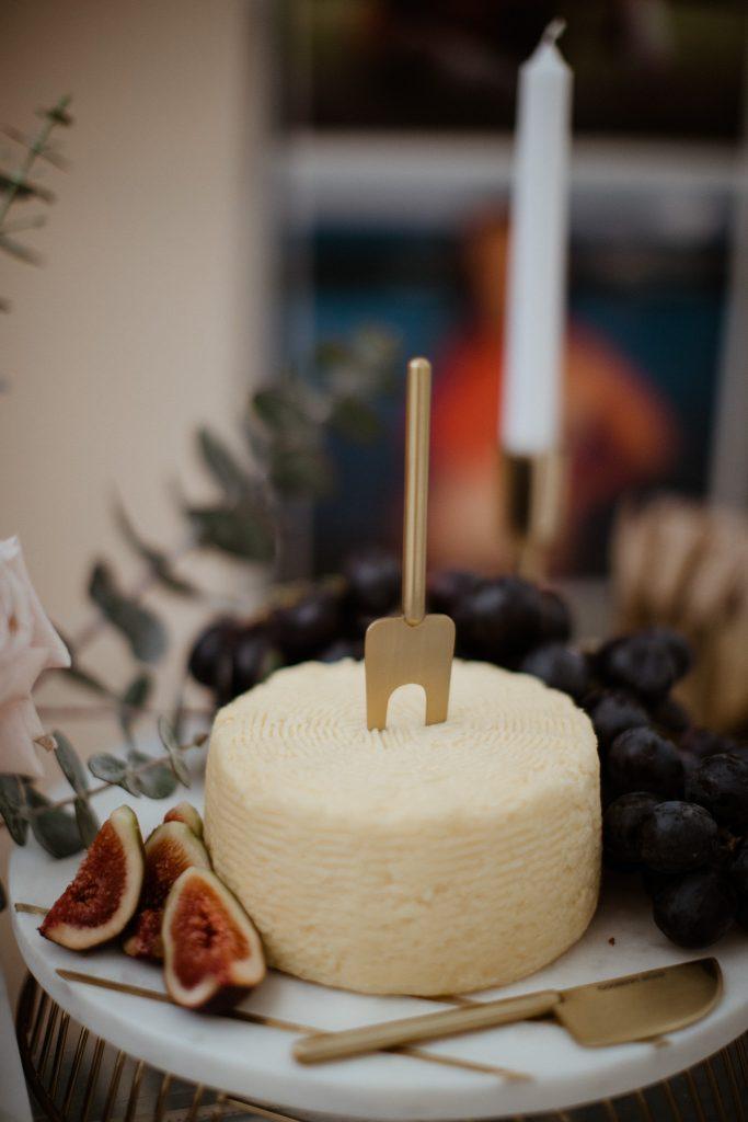 Amazing Grazing Co cheese plate