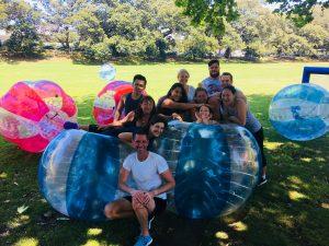 Amazing Entertainment Sydney zorb party