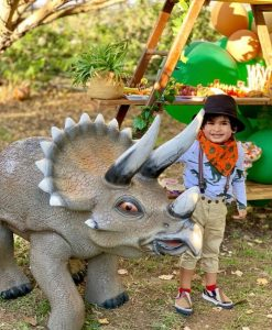 Tiny Tots Event Hire dinosaur