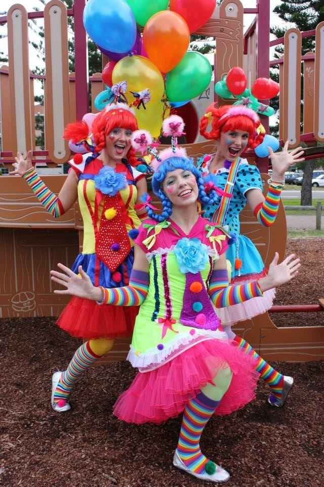 Fairy Wishes Children's Parties clowns