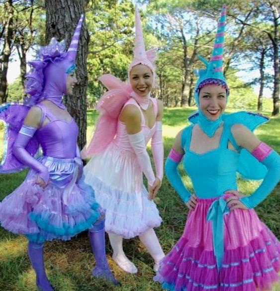 Fairy Crystal & Friends unicorns