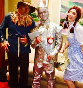 Fairy Crystal & Friends Wizard of Oz