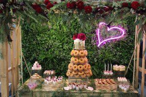 La Petite Tarte dessert buffet