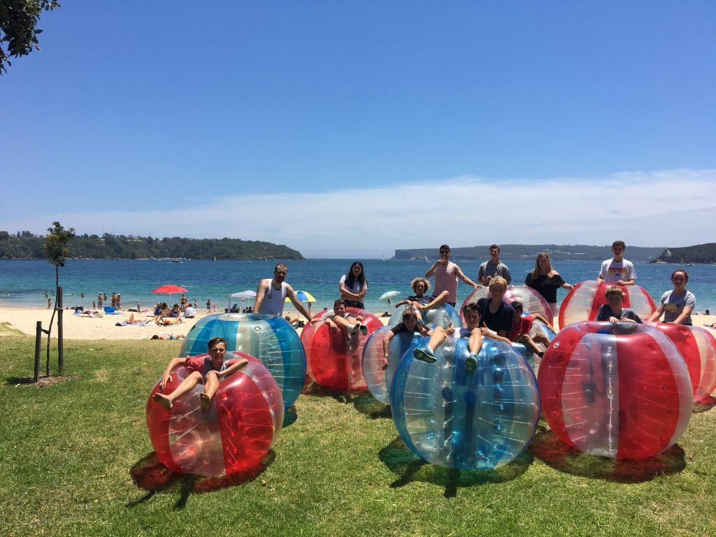 Amazing Entertainment Sydney beach party