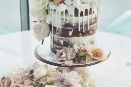 La Petite Tarte 1 tier cake