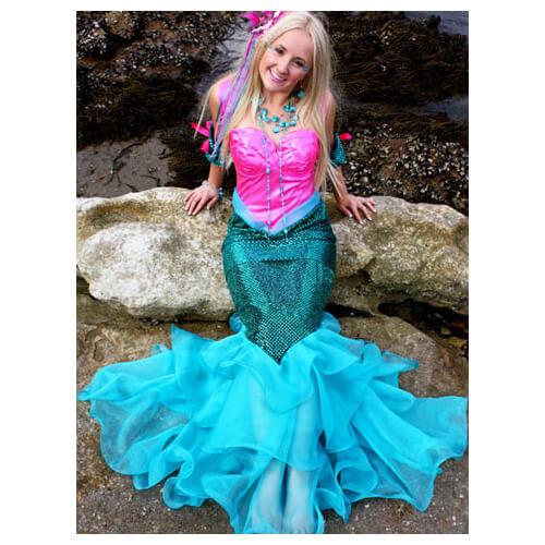 Fairy Wishes Children's Parties mermaid