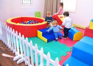 Tiny Tots Event Hire soft play