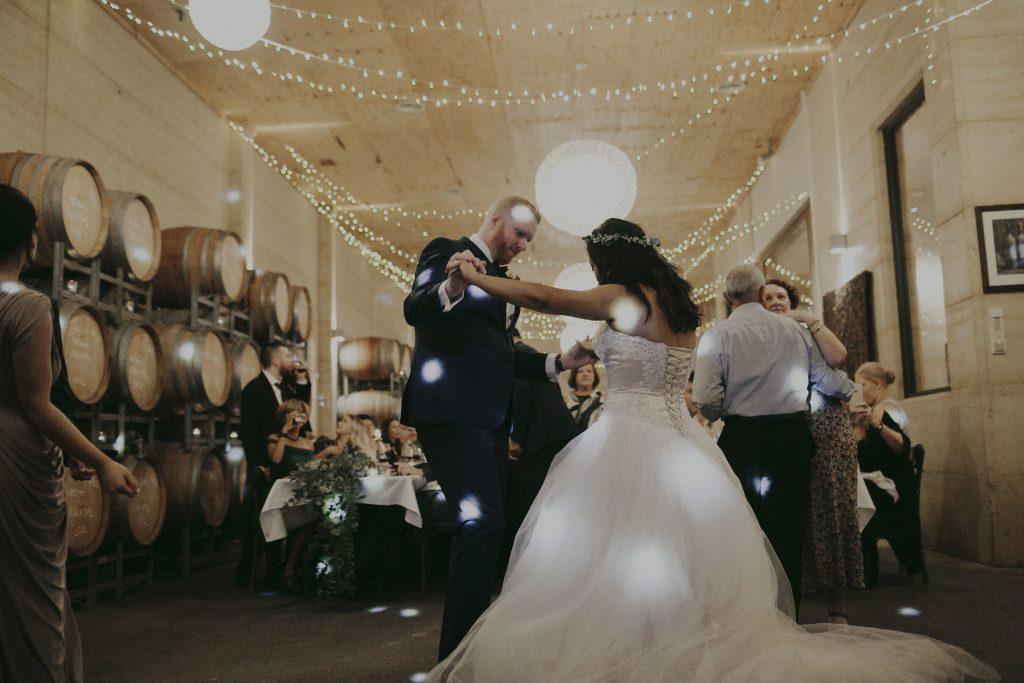 Impression DJs | Vicky & Nathan wedding dance