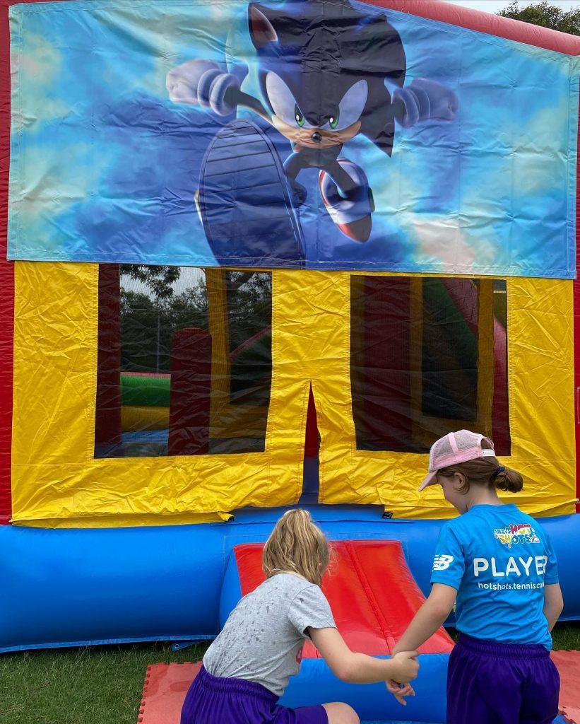 Bounce O Rama Sonic castle