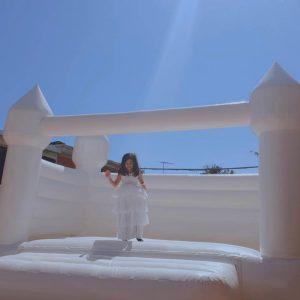 Bounce O Rama wedding castle