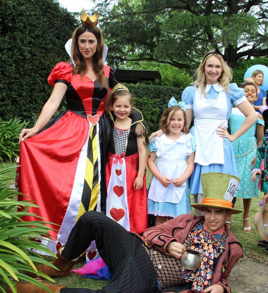 Fairy Crystal & Friends Alice in Wonderland