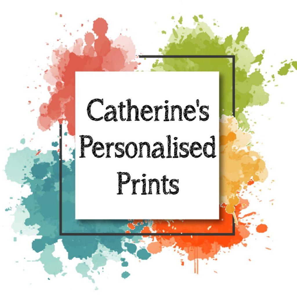 Catherines Personalised Prints logo