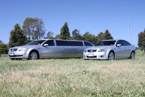 Limousine King Melbourne silver limo