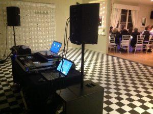 ProDiscos DJ setup
