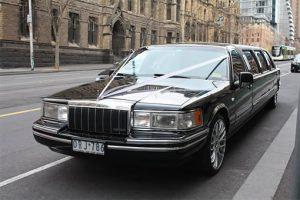 Limousine King Melbourne classic stretch