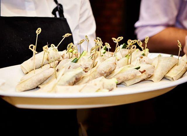 Shared Affair Catering serving platter