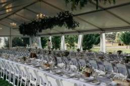 Hunter Events wedding tables