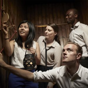 Escape Hunt Sydney in room 7