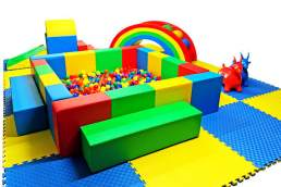 Playland Hire soft play equipment