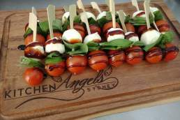 Kitchen Angels Sydney bocconcini ball sticks
