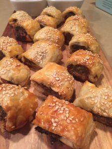 Kitchen Angels Sydney homemade sausage rolls