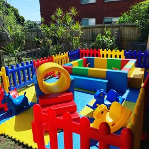 Playland Hire fences and games