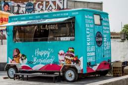 Food trucks offer amazing catering ideas for parties