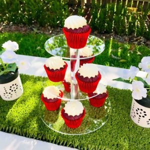 Rent A Party cupcake stand