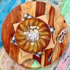 With Love She Bakes apple tarte