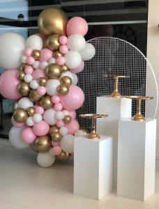 Arranged By FV balloon arrangment