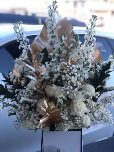 Arranged By FV flowers