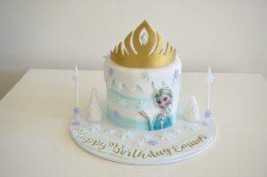 Bake Stories Frozen cake
