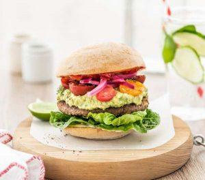 Brisbane Party Food Shop gluten free burger patties