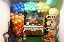 Canberra's Coolest Parties Winnie the Pooh theme