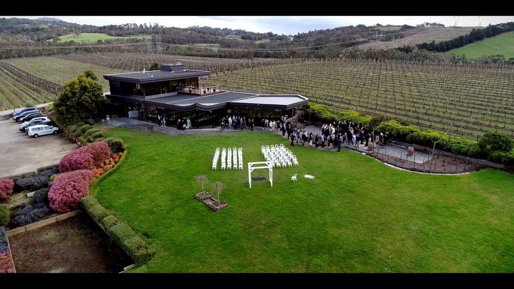 Fine Art Media aerial venue