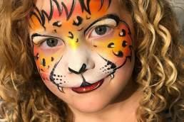 Funny Fantasy Entertainment cheetah mask