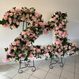 Just for a Queen floral display
